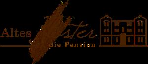 Pension Altes Kloster Karlshuld Logo
